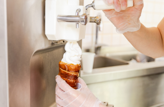 soft serve ice cream machines